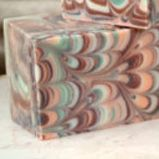 How to Make the Perfect Peacock Swirl in Cold Process Soap