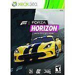 Forza Horizon Limited Edition -Xbox 360
