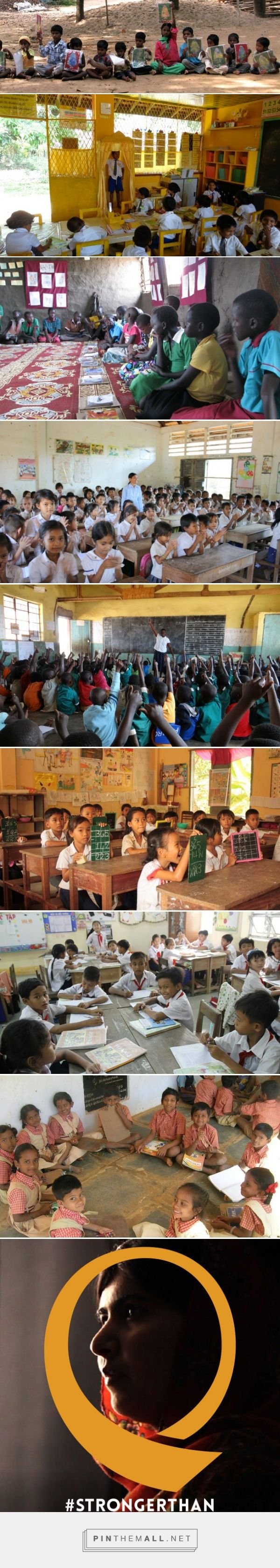 16 Classrooms That Show The Incredible Resilience of Students Around the World - I Am Malala
