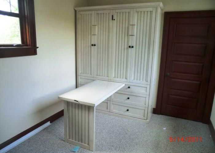 1000 images about drop down table on pinterest craft tables wall desk and tables - Beds attached to the wall ...