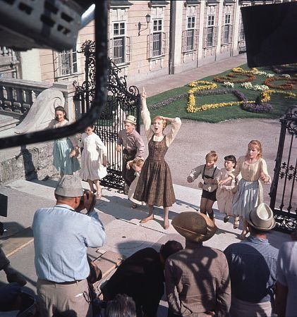 The Sound of Music. To be even a gaffer on this sequence would be incredible.