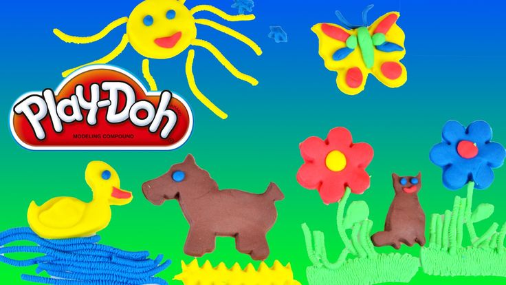 Play doh gift set funskool toys playdough videos for children