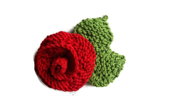 Red Rose Brooch Labour Jeremy Corbyn Corbynista Momentum Hand Knitted Cotton by thekittensmittensuk on Etsy