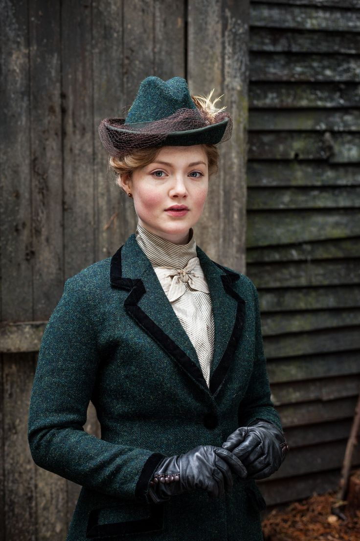 Lady Chatterley's Lover- Holliday Grainger as Lady Chatterley