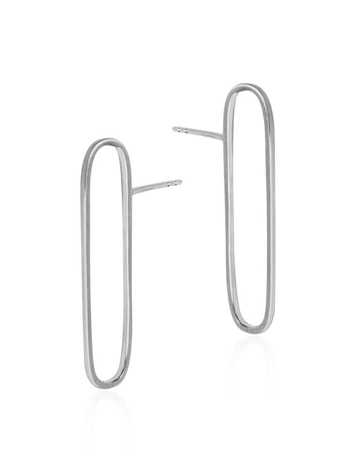 earrings - lui - Anna Lawska Jewellery