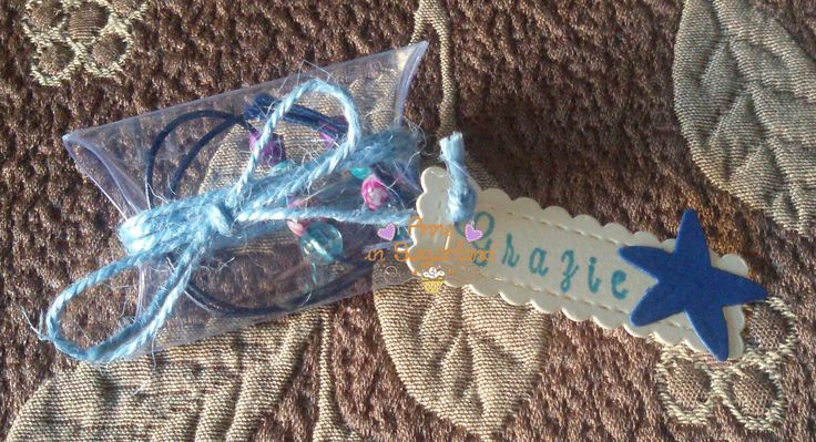 under the sea party favor