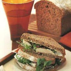 Melhor receita que achei até agora! Pão integral rápido @ allrecipes.com.br