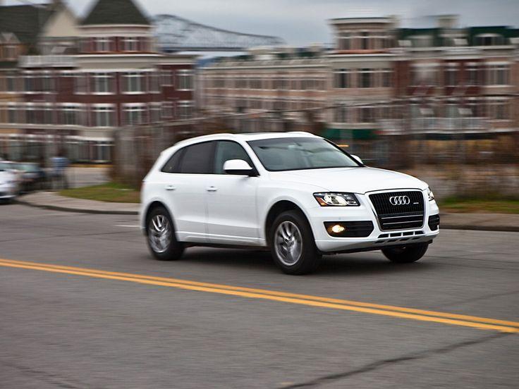 Captivating 2010 Audi Q5 Photos Gallery