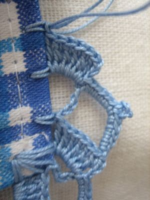 Filomena ganchillo y Otros Artesanía: - boquilla de ganchillo
