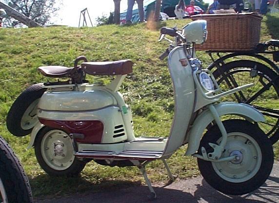 Scooter Motoconfort