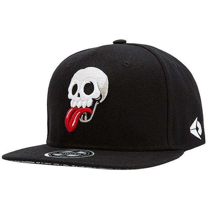 d678e3610adcc Skull Snapback Hip Hop Cap - Skullflow https   www.skullflow.com