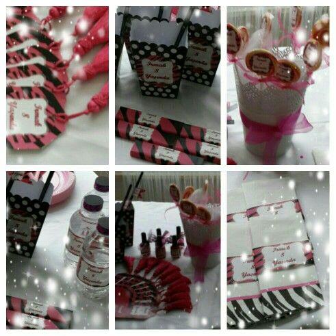 Zebra party organizasyon