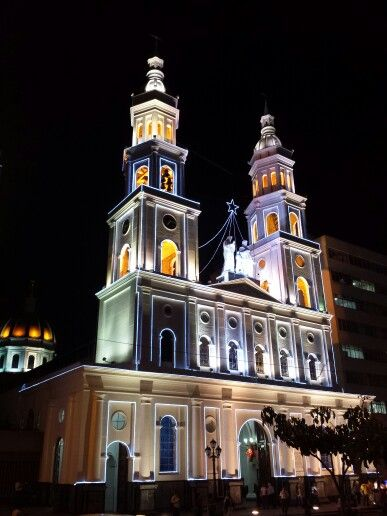Catedral de la Sagrada Familia, Bucaramanga, Colombia