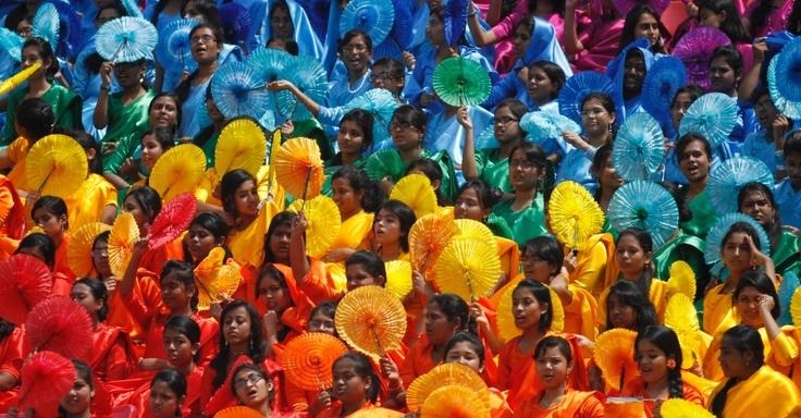 41º aniversário da independência de Bangladesh, em Dacca