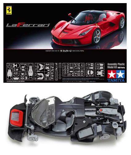Tamiya Race Car Models
