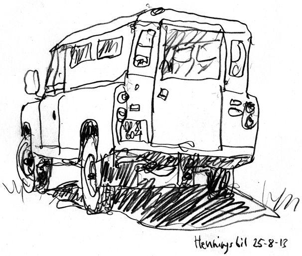 Land-Rover 109.