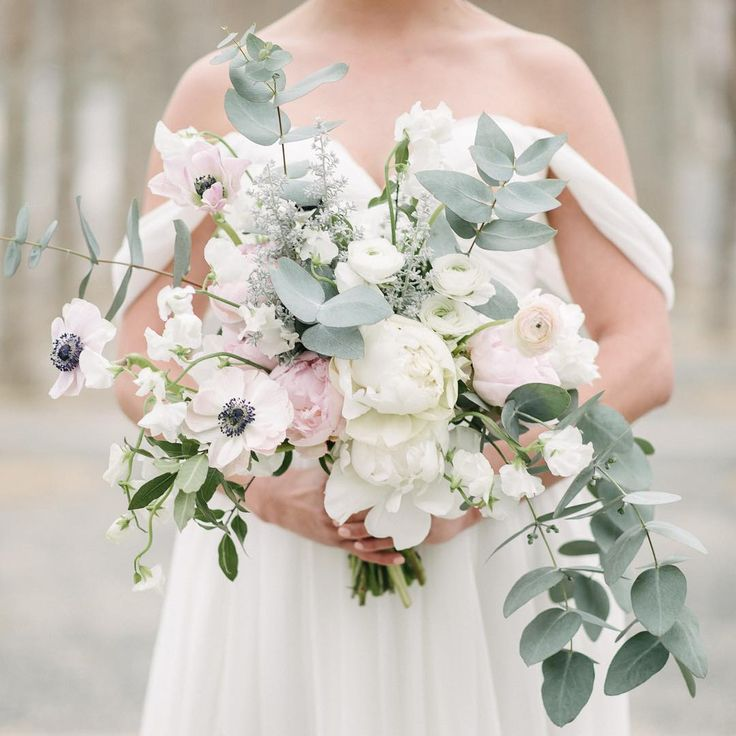 Wintry bouquet | flower fix | Pinterest