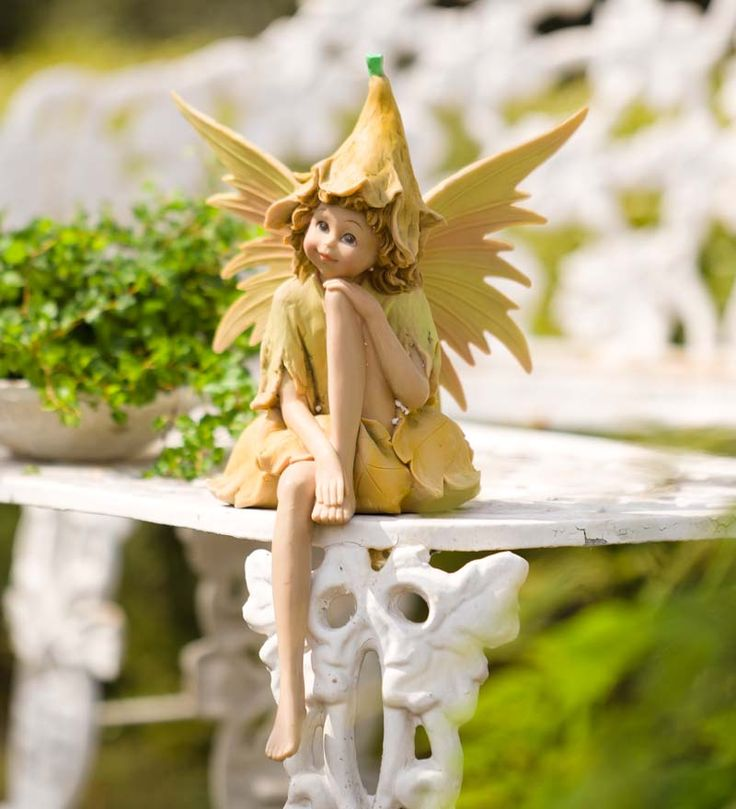 Garden Statue Fairy: 514 Best Miniature Fairy Gardening: Fairy Cottages, Fairy