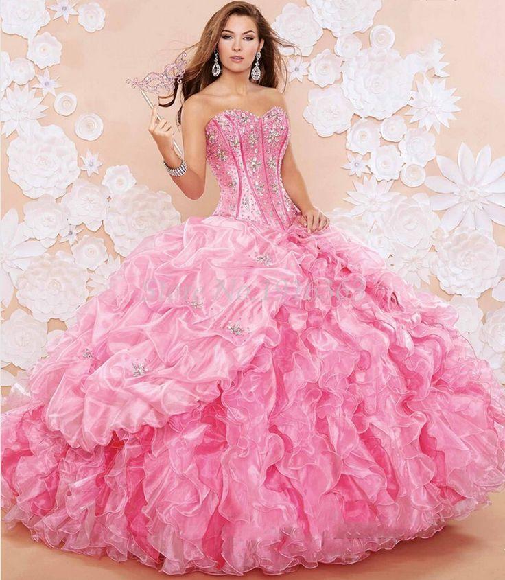 794 best ~Dresses~ images on Pinterest | Prom dresses, Ballroom ...