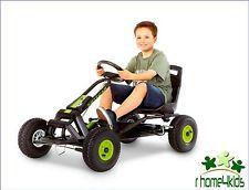 NUOVO Kettler Barcellona, BAMBINI GIOCATTOLO A PEDALI CORSA AUTO, ruote in gomma per bambini Go Kart