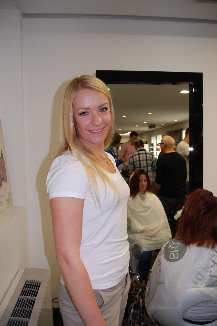 Landoll Hair Stylist from Russia