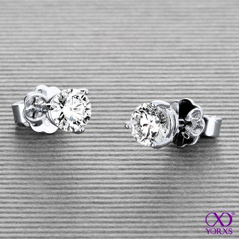 Ohrringe Prisa, Diamanten 0,5 Karat, Brillanten  Earrings, Prisa, Diamonds, 0,5 Carat, Brilliant