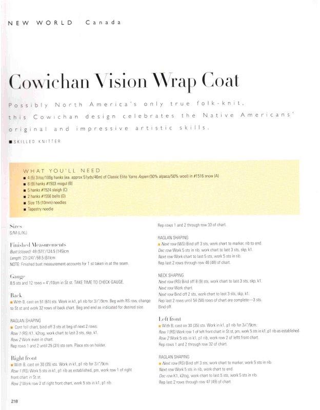 Wrap coat ( without the designs) exp 1: Knits Crochet, Wraps Coats
