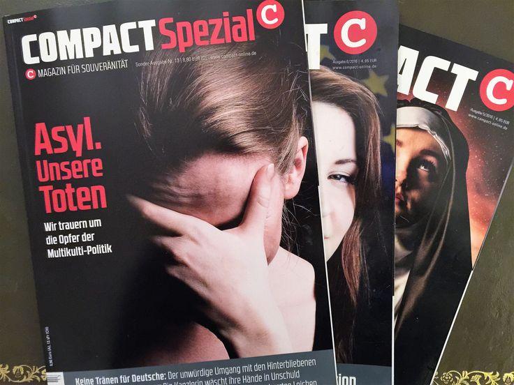 """Unsere Toten"" – Compact gedenkt der Opfer der Multikulti-Politik – philosophia perennis"