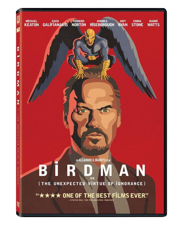 Nine Oscar nominations for Birdman, shown on February 17.
