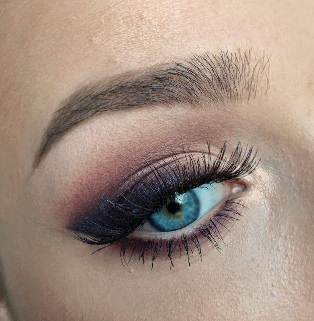 Love Thing: Smoky Winged Eye Look