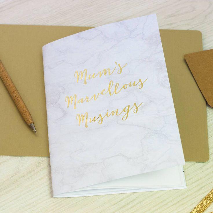 Mum's Marvellous Musings – Little Pieces