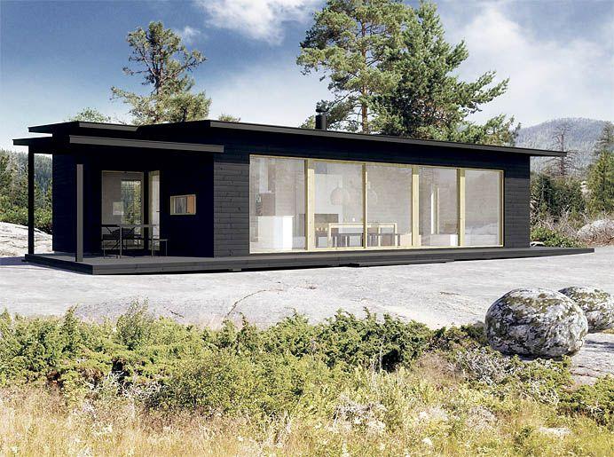 Sunhouse S337. Architect: Kalle Oikari.