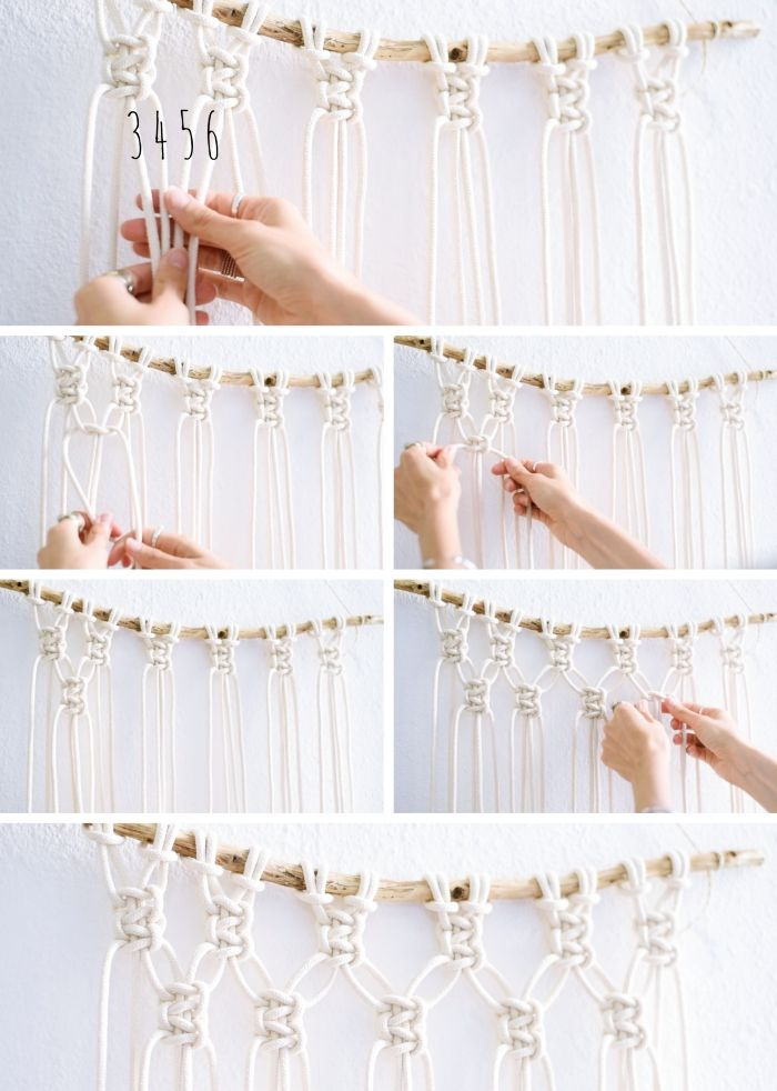 ▷ 1001 + ideas for macrame – design, decoration and interior design inspiration