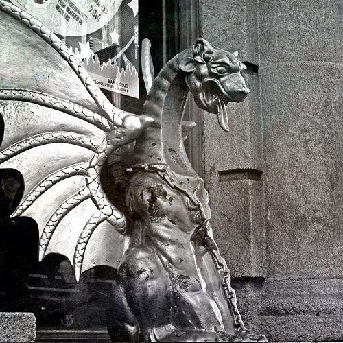Dubliner dragon
