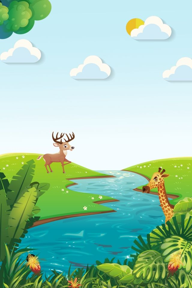 Animal Protection Forest Zoo Anime Animals Animals Beautiful Animal Posters