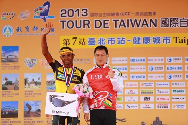 Tour de Taiwan 2013