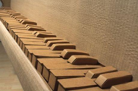 piano #cardboard #piano