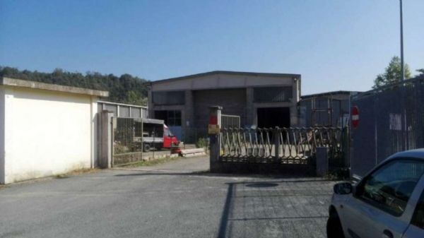 Capannone 800mq - 2500mq di cortile - 400 mq di tettoia Affittato Rif. EK-1594800
