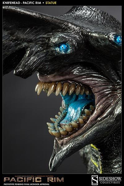 Pacific Rim Knifehead: Pacific Rim Statue by Sideshow Collec | Sideshow Collectibles
