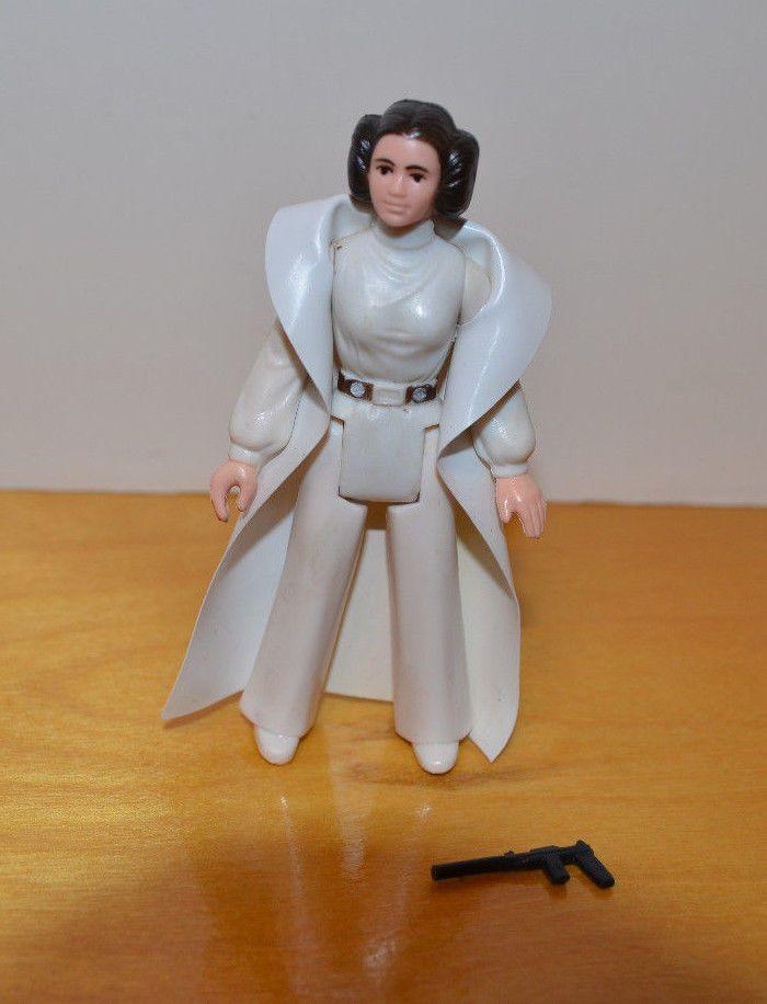 VINTAGE STAR WARS PRINCESS LEIA LOOSE ACTION FIGURE ... Old Star Wars Princess Leia