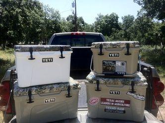 Custom Yeti Cooler Lids - Sendero Hydro-Print, LLC
