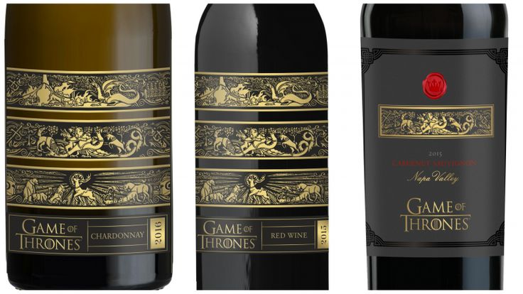 Game of Thrones wines are heading to a cellar near you!   It looks like Game of Thrones are stepping up their game in the drinking world. With the success of their Ommegang Brewery beers Vintage Wine Estates and HBO have teamed up to create a selection of exclusive wines including a Chardonnay a proprietary red blendand a reserve-style Cabernet Sauvignon designed with the show and characters in mind. It will be credited as the Seven Kingdoms Wine.  Pat Roney President and CEO of Vintage Wine…