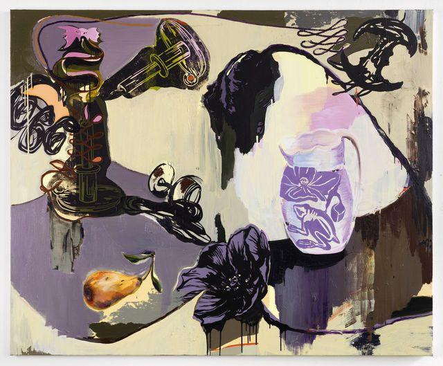 666 by Adam Saks, 2014 | Galerie Forsblom
