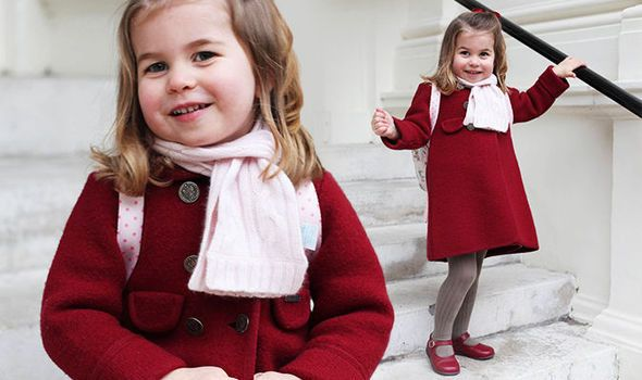 princess charlotte nursery school