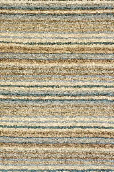 #DashAndAlbert Monty Wool Hooked Rug