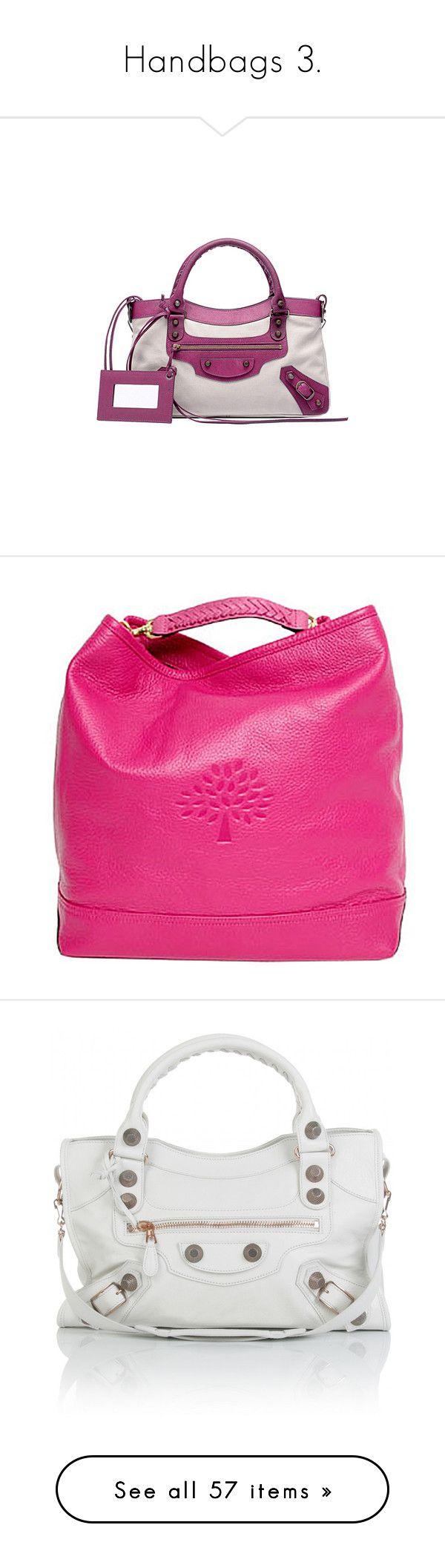 """Handbags 3."" by tjclay3 ❤ liked on Polyvore featuring bags, handbags, balenciaga, purses, purple handbags, balenciaga purse, purple bags, purple purse, hand bags and shoulder bags"