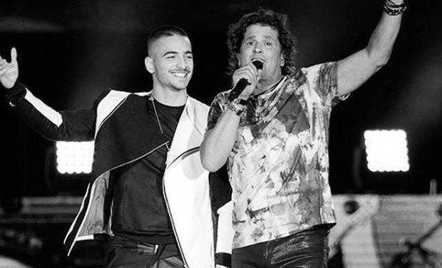 Carlos Vives criticó las canciones machistas de Maluma - http://www.notiexpresscolor.com/2016/12/07/carlos-vives-critico-las-canciones-machistas-de-maluma/