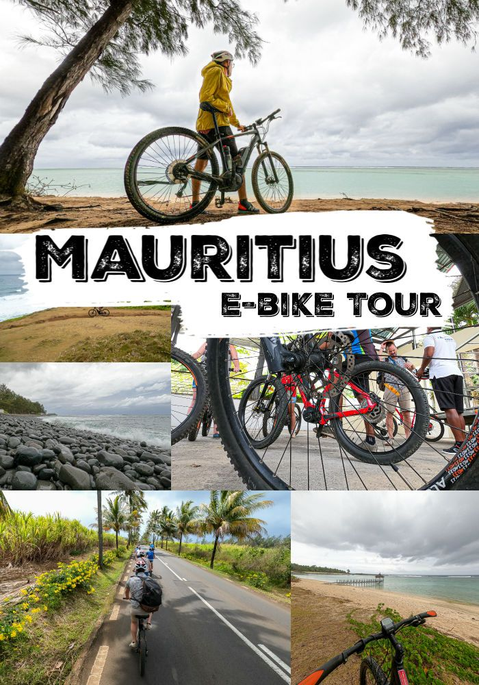 Cycling In Mauritius E Bike Tour Review With Images Island