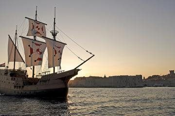 Dubrovnik Sunset Dinner Cruise in a Traditional Karaka Replica - Dubrovnik | Viator