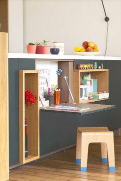 PLUS D'ESPACE ! Rénovation d'appartement haussmanien - Scandinavian - Kids - other metro - by bkbs